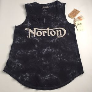 Norton by Lucky Brand NWT Vest Size S